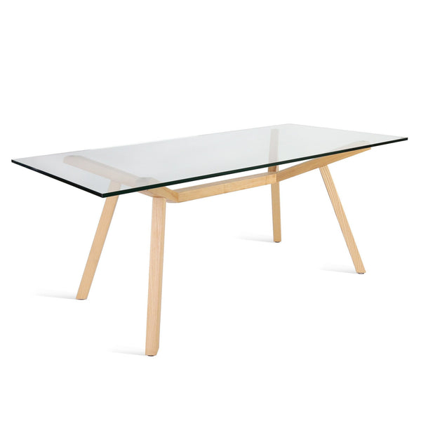 Sean Dix Forte Dining Table 180cm (Ash)
