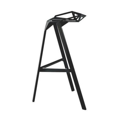 Konstantin Grcic Style Stool One (Black) - Nathan Rhodes Design