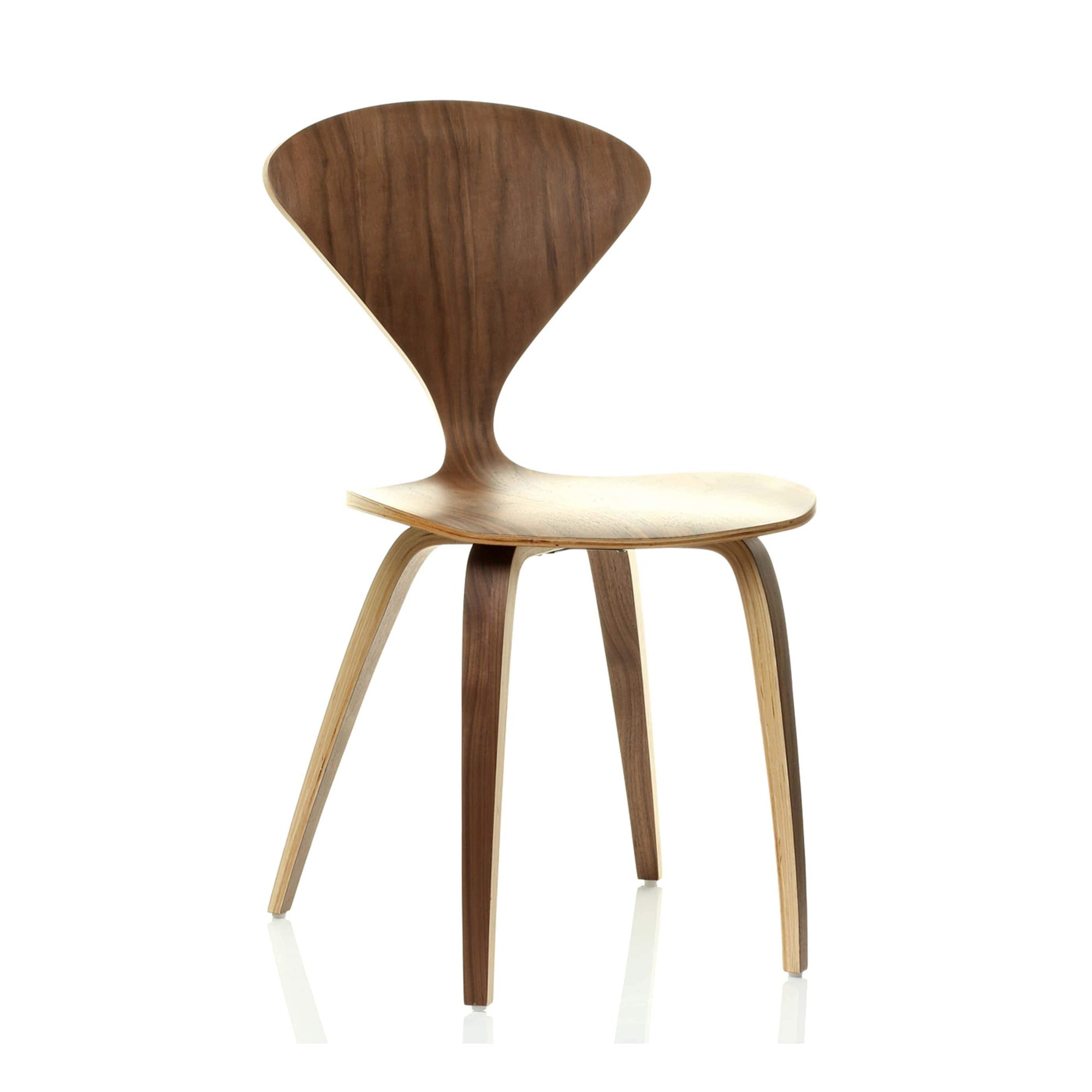 Cherner Style Chair (Walnut) - Nathan Rhodes Design