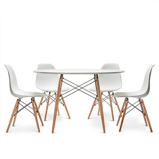 Table Eames Dsw Of Eames Style Dsw Table 100cm Nathan Rhodes Design Co Ltd