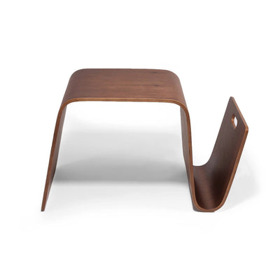 Eric Pfeiffer Style Offi Mag Table (Walnut) - Nathan Rhodes Design