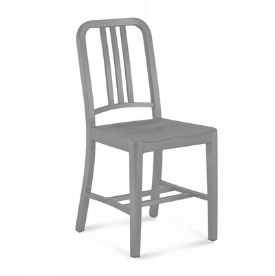 Emeco Style Navy Chair (Aluminium with Powder Coat)