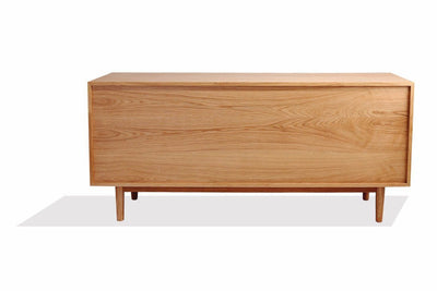 Arne Vodder Style Six Drawers Sideboard (Oak) W160cm - Nathan Rhodes Design