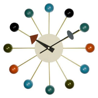 George Nelson Style Ball Clock - Nathan Rhodes Design