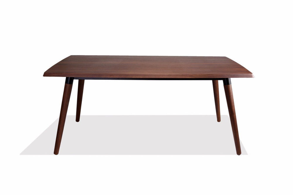 Sean Dix Style Copine Dining Table 180cm (Walnut)