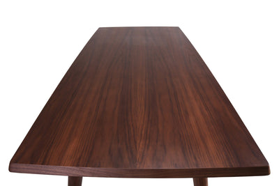 Sean Dix Style Copine Dining Table 180cm (Walnut) - Nathan Rhodes Design