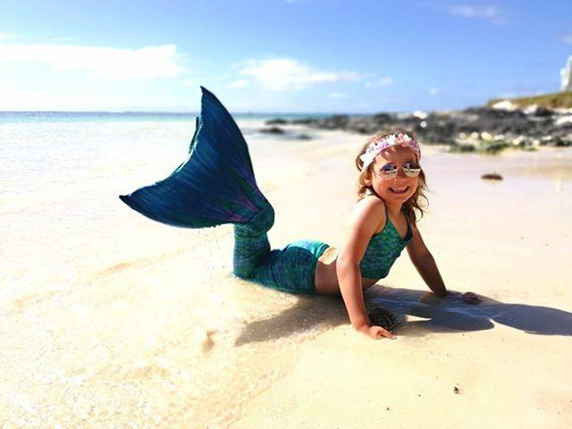 Start a mermaid young, and their Planet Mermaid journey becomes something quite magical…