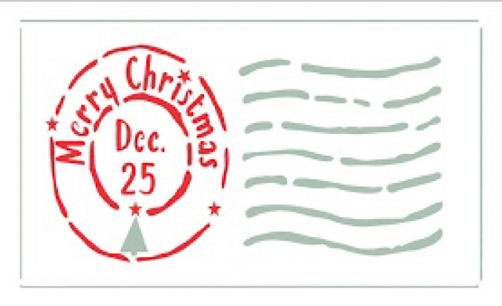 Christmas Postage Dates!