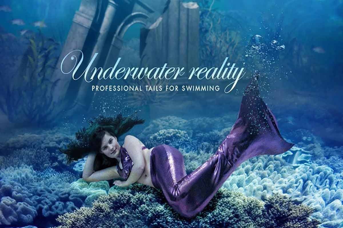 Underwater Reality at Planet Mermaid