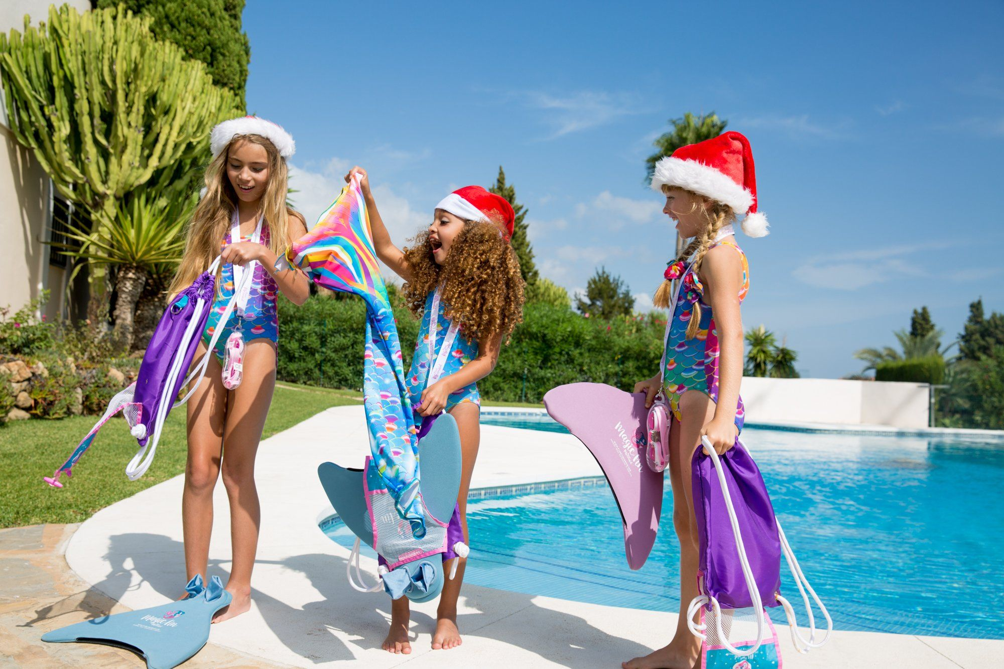 Christmas with Planet Mermaid UK