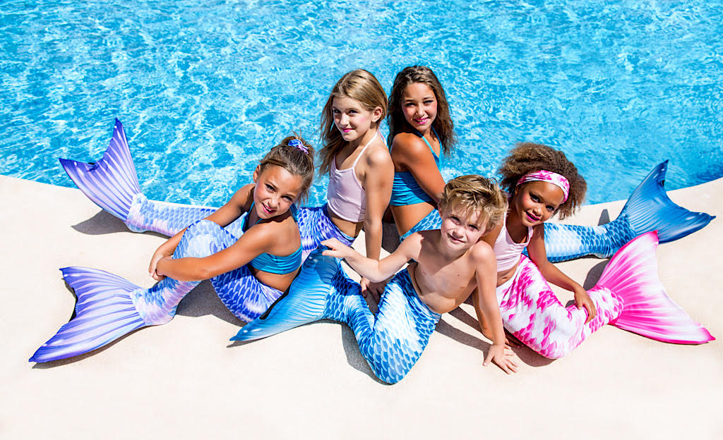 Amazing Competition Alert! Planet Mermaid are Fishing for Calendar Models!