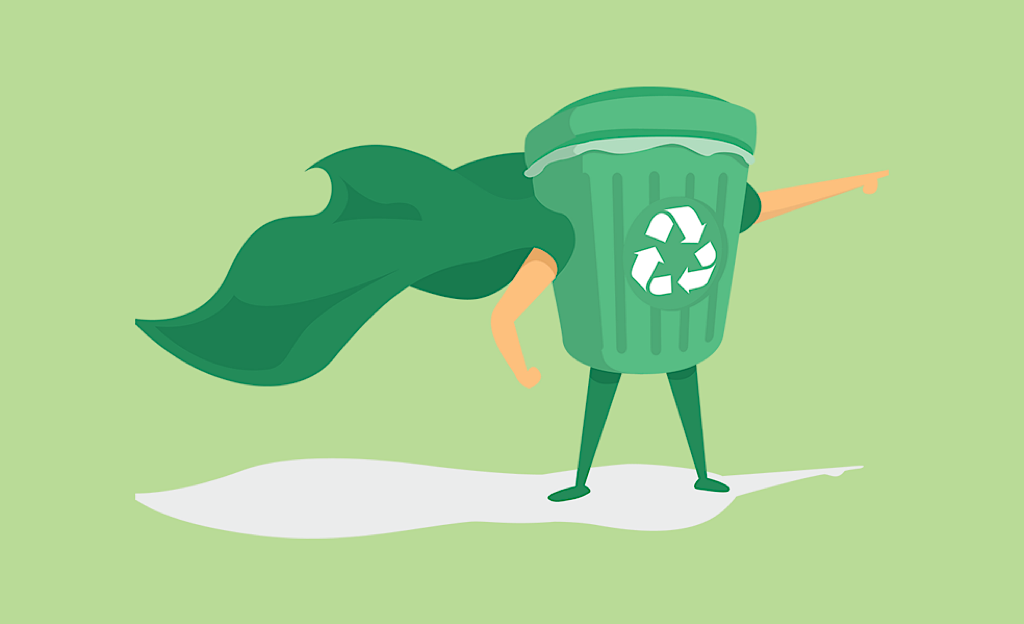 Global Recycling Day – 18th March 2020