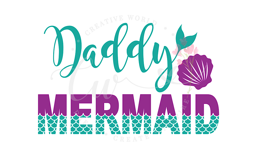 Dads dressing as Mermen in public are fatherhood goals!