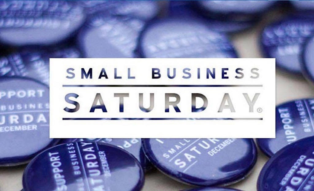 Small Business Saturday - 7th December