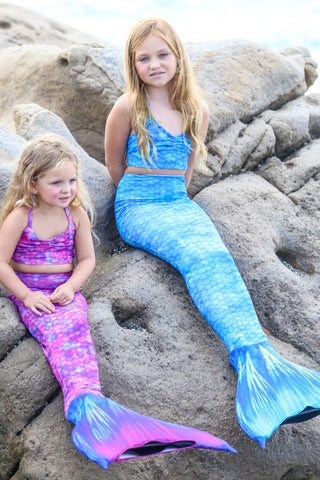 Pink Mermaid Tail