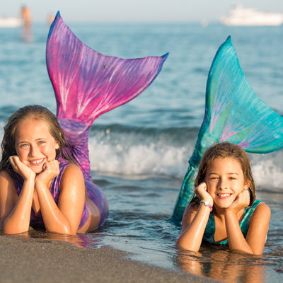 Ocean Kiss Mermaid Tail Set