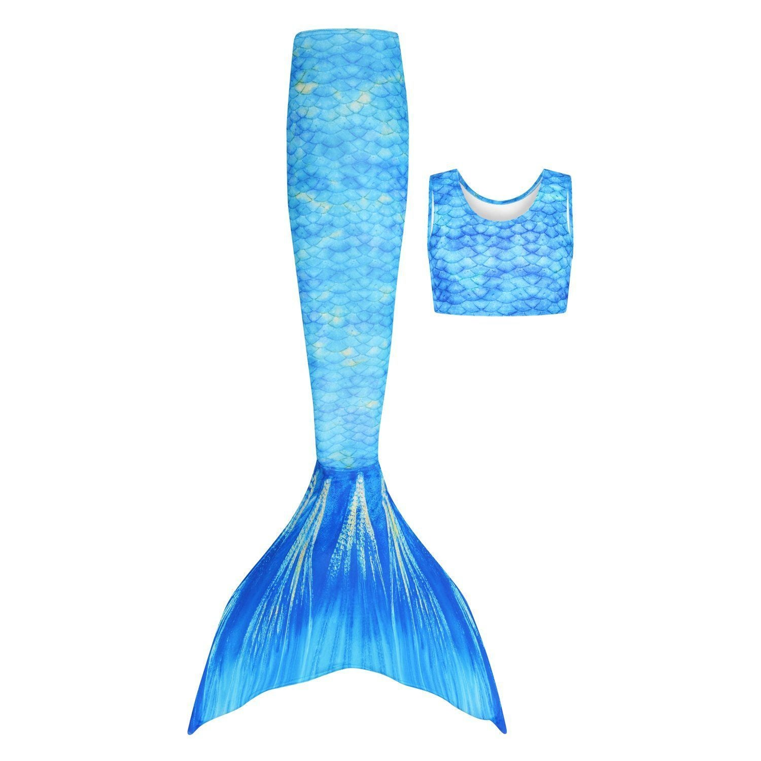 Gefrorenes Aqua Mermaid Tail Upgrade Kit
