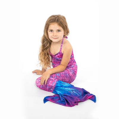 Toddler Mermaid Tail