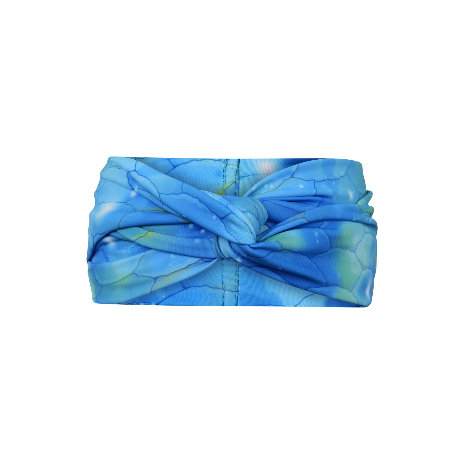 Mystic Splash Mermaid Hair Wrap