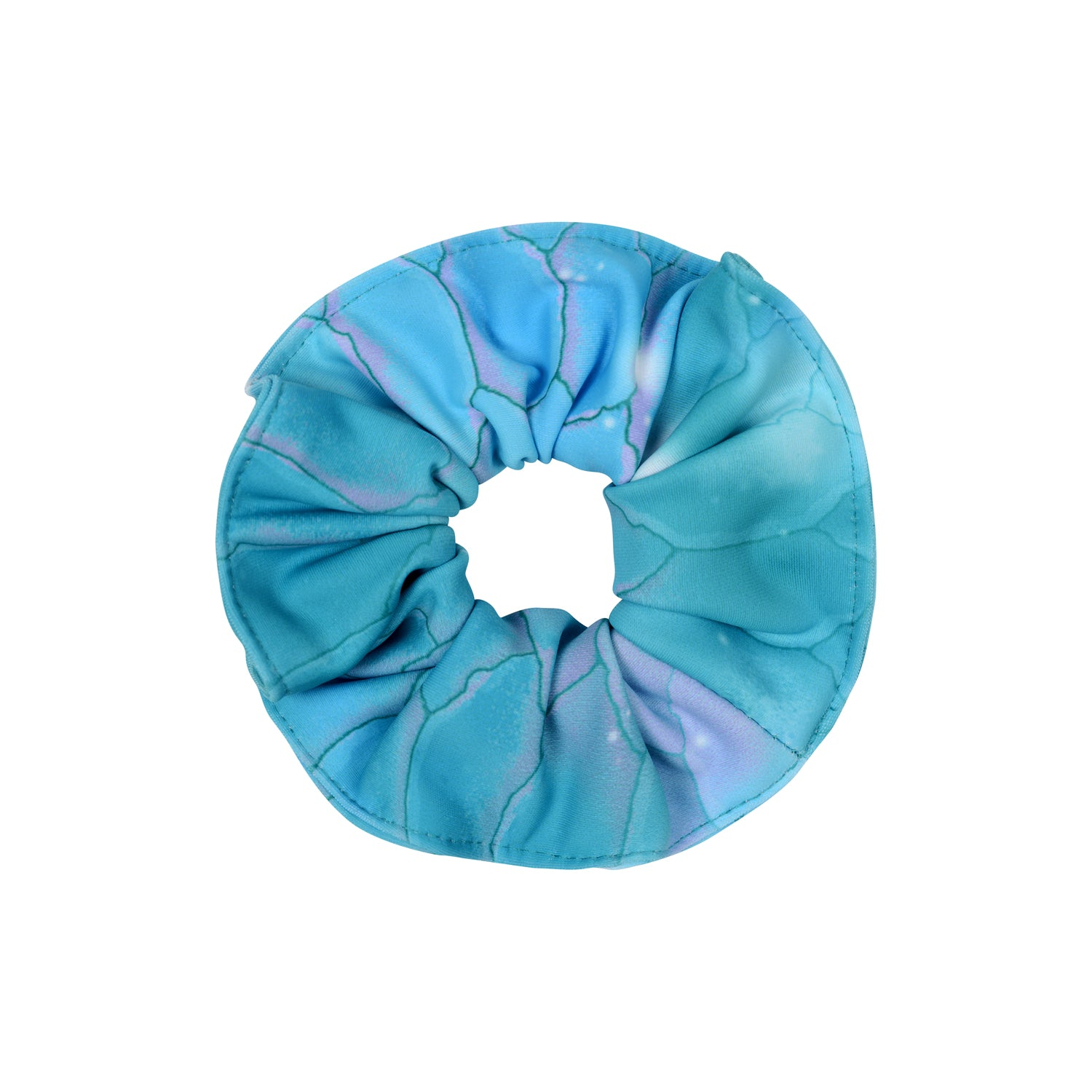 Aqua Daydreamer Mermaid Scrunchie