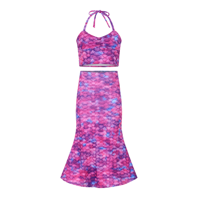 Toddler Swimming Skirt and Tankini