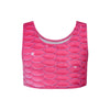 Passion Pink Crop Top