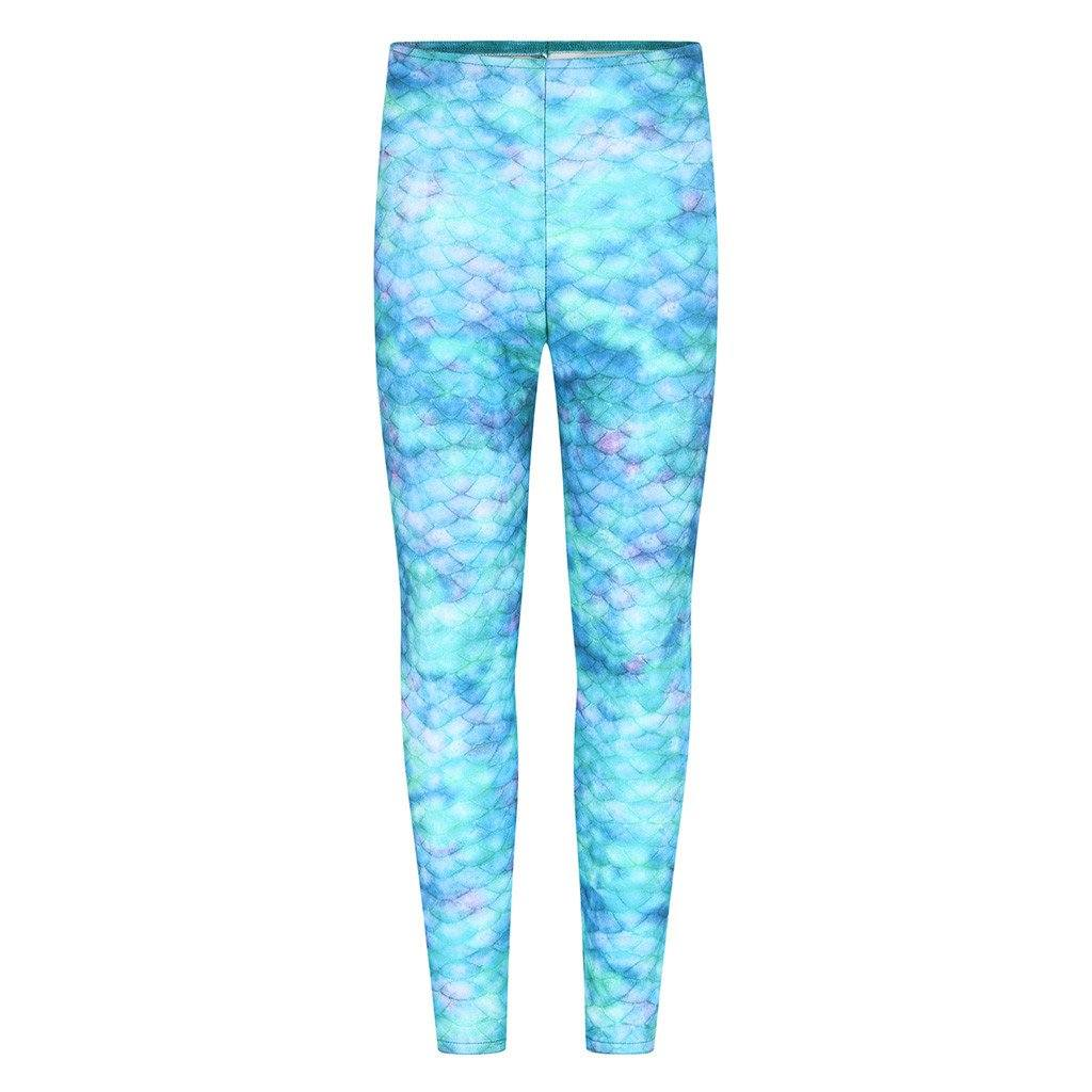 Sea Star Mermaid Leggings