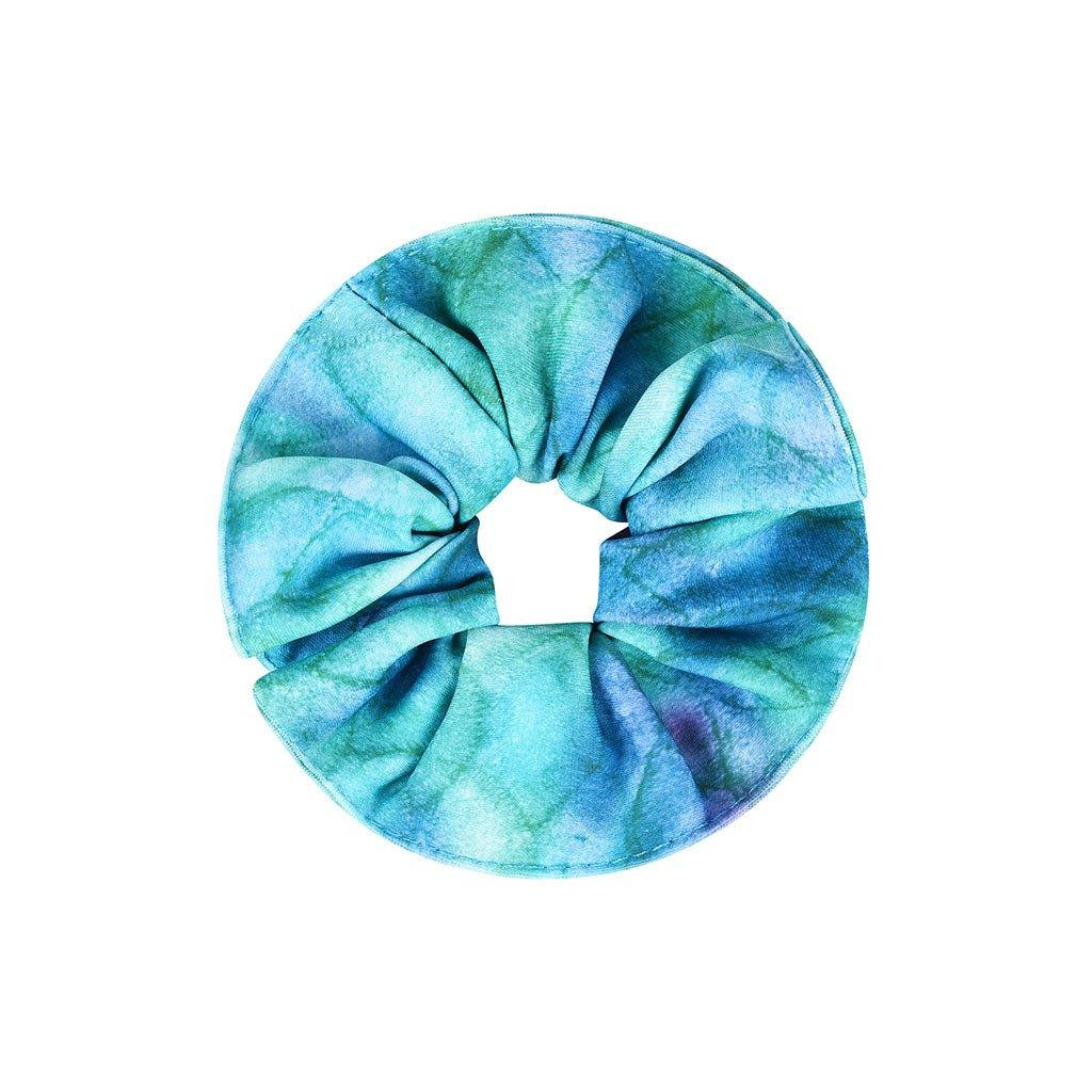 Sea Star Mermaid Hair Scrunchie