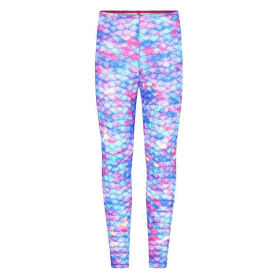 Fun Starbright Princess Mermaid Leggings