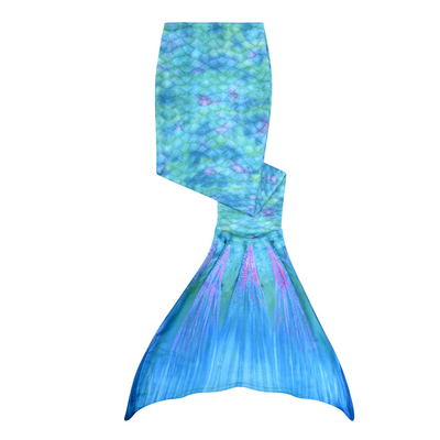 Toddler Mermaid Tail age 3-4 various colours available