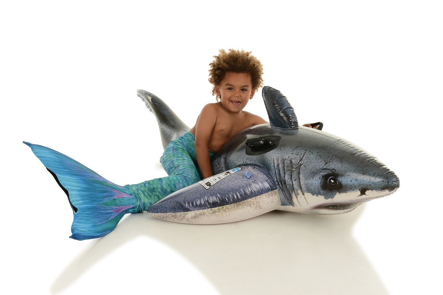 Boys Shark Tails from Planet Mermaid - Shark not included !