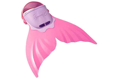 Mermaid Tail - Pink Swim Fin Monofin