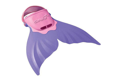 Purple Swim Fin Monofin