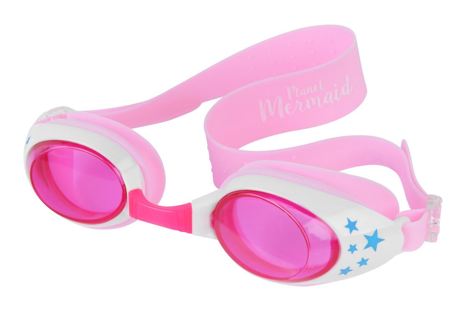 Mermaid Goggles in Pink from Planet Mermaid