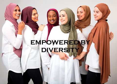 EMPOWERED BY DIVERSITY