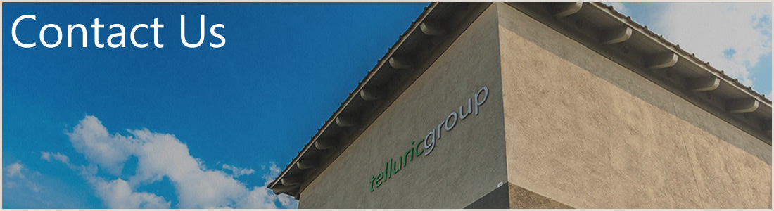 Contact Telluric Group