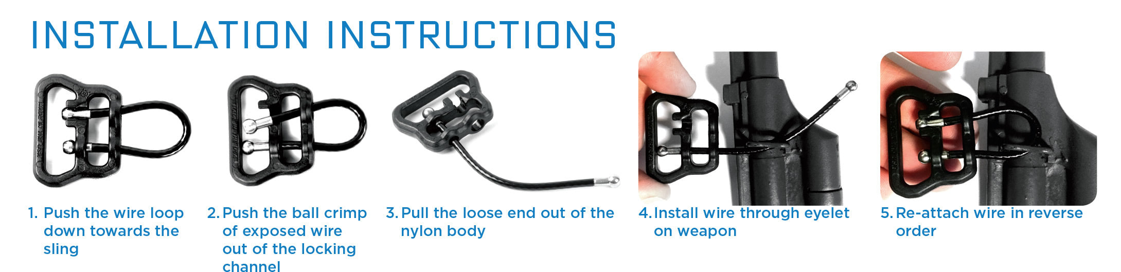 ULoop installation instructions