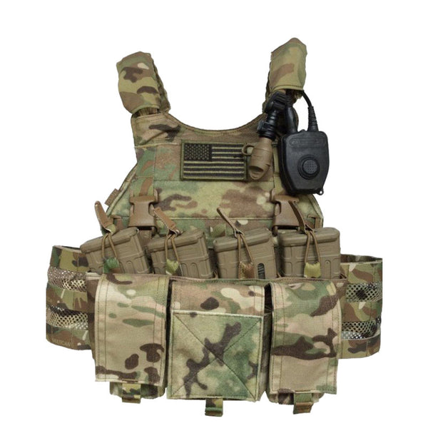 SCARAB LT Plate Carrier