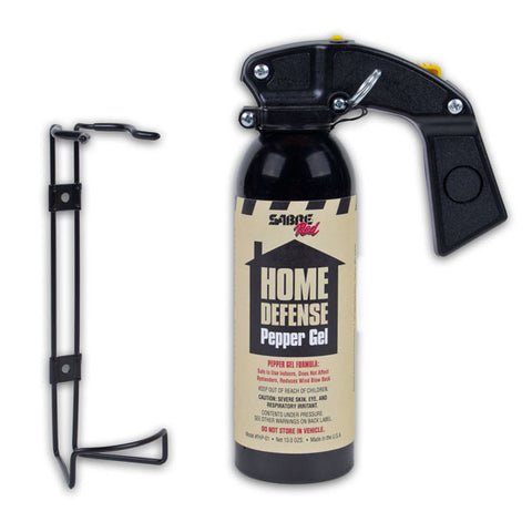 Home Defense Pepper Gel