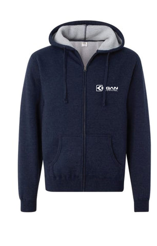 FL1001 Keigan Apparel Hoody