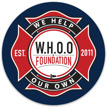 W.H.O.O. Foundation Sticker