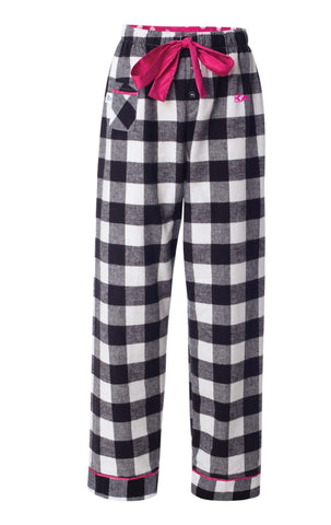 PT1008 Smooth Hip KA Flannel Pants