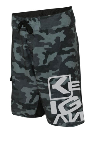 SH1004 Big Lost Camo Boardshorts
