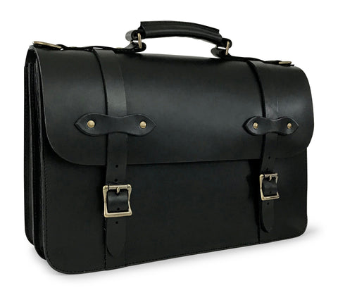 Briefcases vs. Messenger Bags  What s the Difference  - Jackson Wayne  Leather Goods d883a0fe9b542