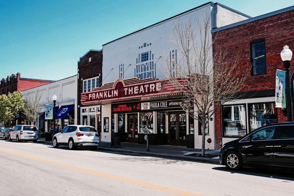 Franklin Theatre, Franklin Tennessee