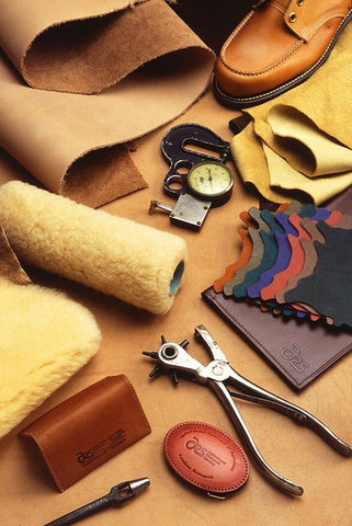 leather craft thickness measuring