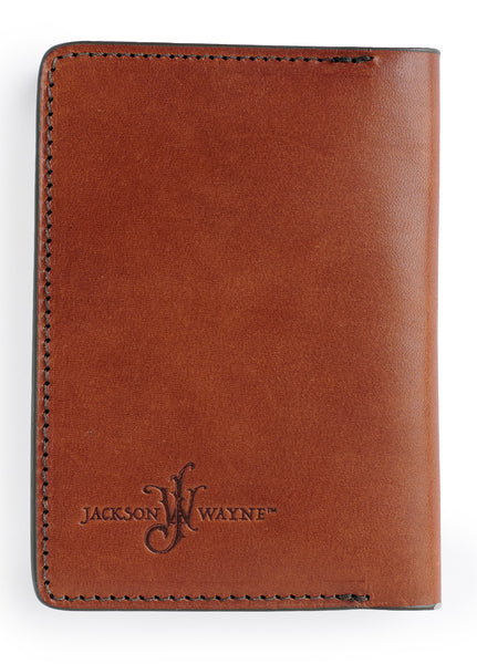 leather field notes journal cover back saddle tan bridle leather