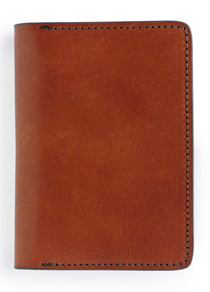 full grain leather cover for 3.5 x 5.5 notebooks field notes