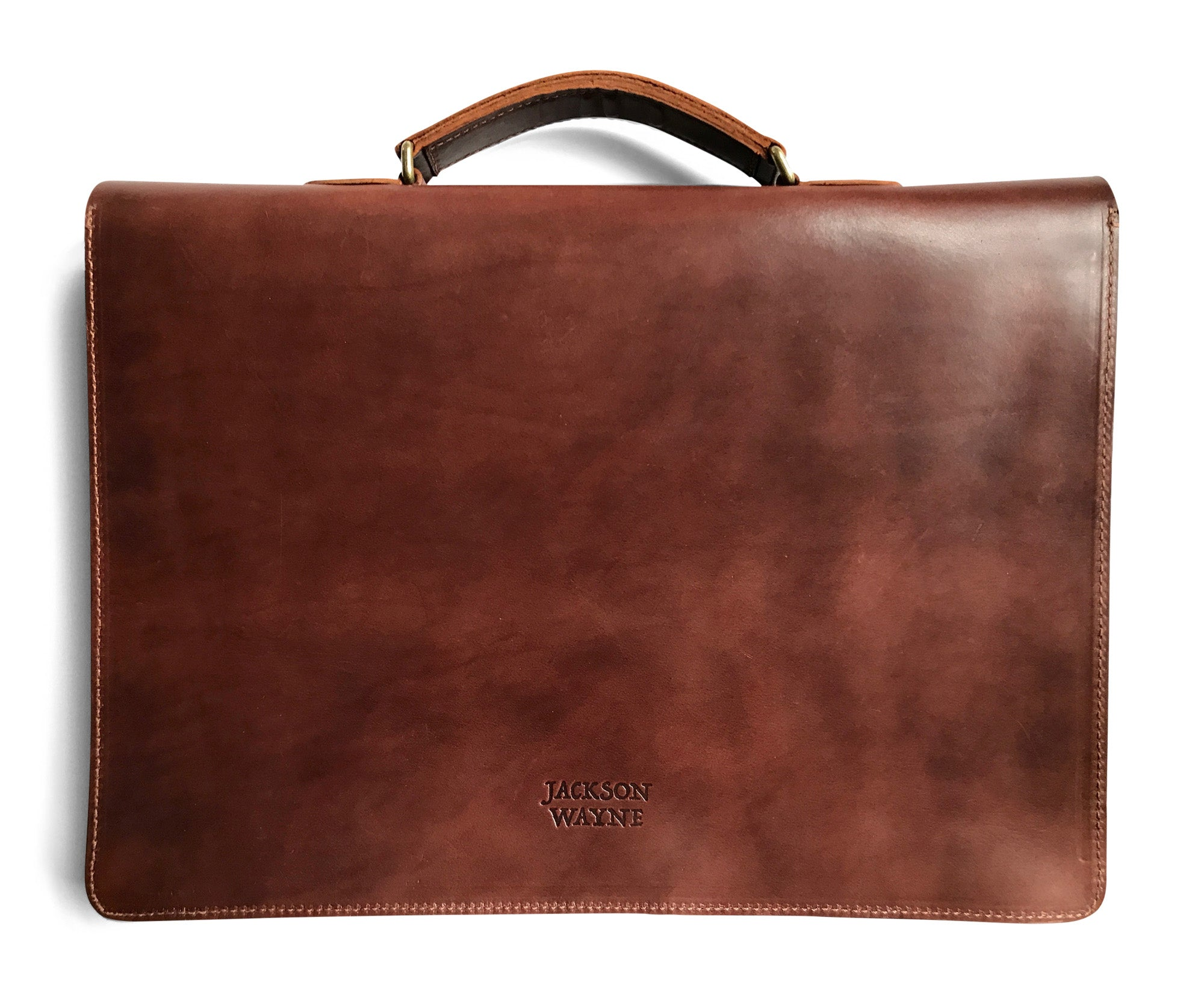 Full Grain Leather Briefcases Amp Bags Made In Usa By