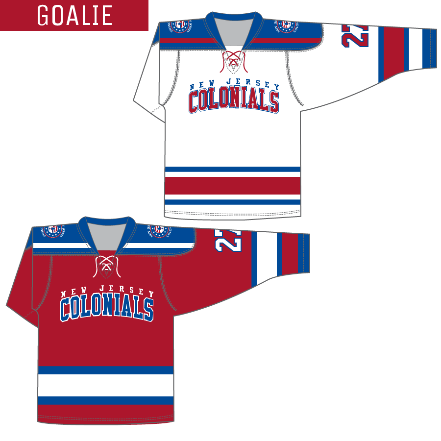 Additional Adult Goalie Jersey